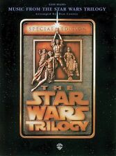 Music From The Star Wars Trilogy Easy Piano Book *NEW* Music Hal Leonard