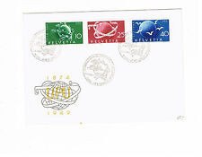 Schweiz FDC der MiNr. 522 - 524