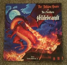 Tolkien Years of the Brothers Hildebrandt - Deluxe Art Book PB - New!