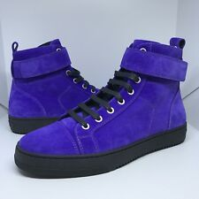 """Off-White C/O Virgil Abloh XO Barneys New York """"Frame Of Mind"""" Suede Sneakers"""