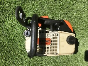 Stihl MS200T (020T) Petrol Top Handle Chainsaw