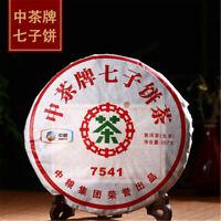 Top 357g Raw Puer Tea Cake Classic Quality Puerh Tea Natural Yunnan Green Pu Erh