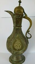 Fine ANTIQUE ISLAMIC MIDDLE EASTERN BUKHURA EWER