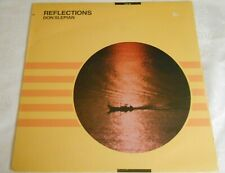 Don Slepian Reflections LP original Audion Electronic Ambient