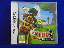 *ds ZELDA SPIRIT TRACKS The Legend Of Zelda (NI) Lite DSi 3DS PAL UK REGION FREE