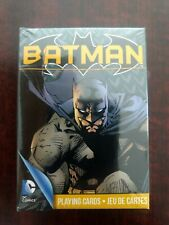Batman Playing Cards 52 Card Deck New Sealed!