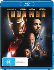 Iron Man  - BLU-RAY - NEW Region B