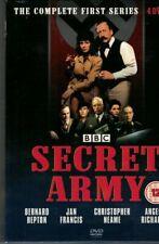 Secret Army (DVD, 2010)