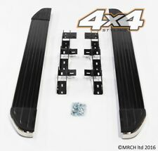 Pour Vauxhall Opel Antara 2007+ Side Steps Marchepieds Set Type 3
