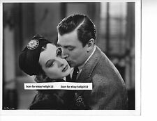 HEDY LAMARR I TAKE THIS WOMAN PIDGEON ORIGINAL VINTAGE glossy b&w movie photo