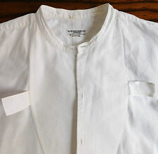 "Marcella tunic shirt size 15"" Elliston & Cavell Oxford mens vintage evening wear"