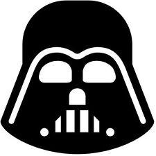 Darth Vader Icon Vinyl Decal Sticker