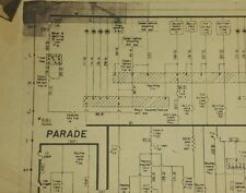 Parade 1956 Bingo Schematic