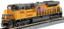 KATO N Scale EMD SD70ACe - Nose Headlight - Union Pacific #9088 # 176-8522