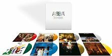 ABBA - The Vinyl Collection - 8 LP Coloured Vinyl Box Set *NEW & SEALED*