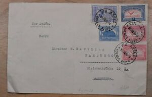 Mayfairstamps Argentina 1928 Buenos Aires to Germany Airmail Cover wwp77141