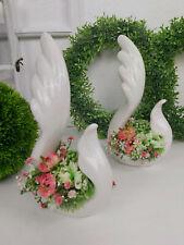 🌹 Tischdeko Tischgesteck Deko Keramik Dekofigur 27cm  Wohndeko Gesteck