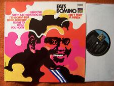 Fats Domino - Ain´t that a shame          klasse  German Sunset  LP