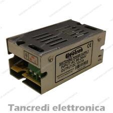 Trasformatore 12v 1a in vendita batterie e alimentatori for Alimentatori per led