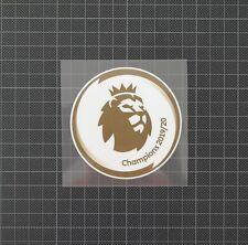 Official Avery Dennison Premier League Gold Champions Patch 2019-2020 Liverpool