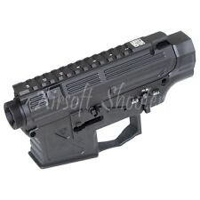 Airsoft APS PER QMTS M4 Complete Upper & Lower Metal Body for V2 M-Series Black