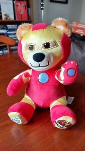 Build A Bear Workshop  - Mini Marvel Superhero Ironman