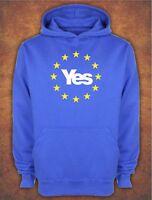 Yes Scotland EU Remain Referendum Scottish Independence Hoodie