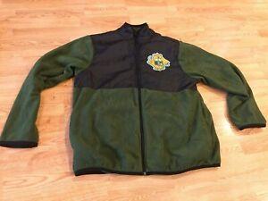 Disney Star Wars Boba Fett Fleece Jacket Sweater