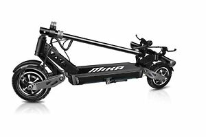 MIKA Predator PRO Off Road Electric Scooter 2000W Motor, Dual Disc Brakes *USA*