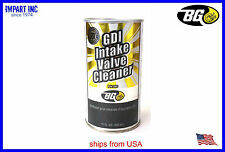 BG GDI Intake Valve Cleaner (1) 11oz. Can New  from the makers of bg44k