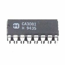 INTERSIL/HARRIS CA3081 DIP-16 Replacement for Intersil