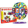 Mag-Building 48pc Kinder Magnetische Konstruktion Brain Activity Tilestoy Gift