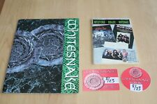 Whitesnake - 2 Backstage Passes / Tourbook & Sheetmusic Collection