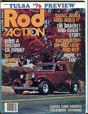 Rod Action Magazine November 1976 Custom CB Mount EX No ML 051817nonjhe