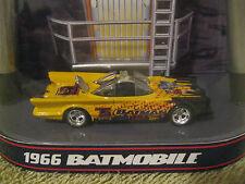 "Hotwheels Custom 1966 Batmobile ""75 years"""