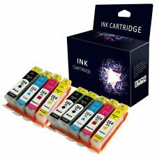 9 Ink Cartridge Compatible 364XL With HP Photosmart 5520 6510 6520 7510 Printer