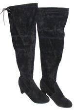 Markenlose Damen-Overkneestiefel Größe 42