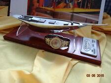 Breitling Quarz-Armbanduhren (Batterie) mit Datumsanzeige für Damen