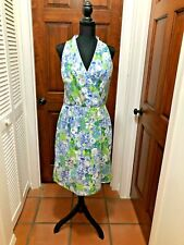 Vintage Talbots floral dress size 16 EUC