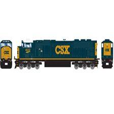 Athearn ATHG64895 HO Scale SD70MAC CSX #4532 Locomotive w/ DCC & Sound RTR