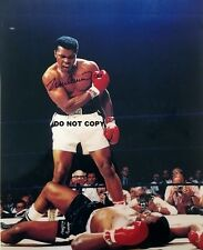 MUHAMMAD ALI 8X10 AUTHENTIC IN PERSON SIGNED AUTOGRAPH REPRINT PHOTO RP