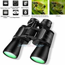 Day/Night 100x180 Military Zoom Powerful Binoculars Optics Hunting Camping+Case