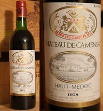 1978er Chateau de Camensac - Haut Medoc !!!!!