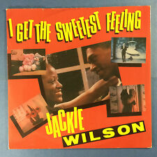 Jackie Wilson - I Get The Sweetest Feeling, SMP Records SKM-12-1 Ex-Condition