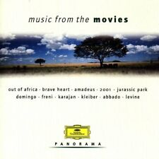 Various Artists Panorama: Music from the Movies 2 CD SET! ONLY NEW COPY ON eBAY!