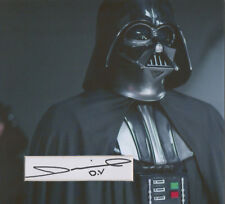 DANIEL NAPROUS Signed 9x8 Photo Display DARTH VADER STAR WARS Rogue One COA