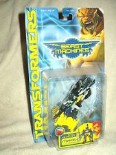 Muñeco Transformer Prime Beast Machines Deluxe Mirage Vehicon 6 Pulgadas