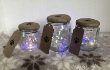 Handmade Light Up Jar