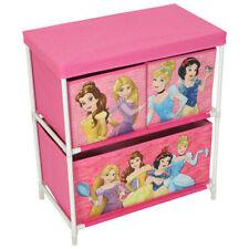 Boites et coffres à jouets rose pour enfant
