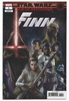 Star Wars AOR Finn #1 2019 Unread Camuncoli Promo Variant Cover Marvel Comics
